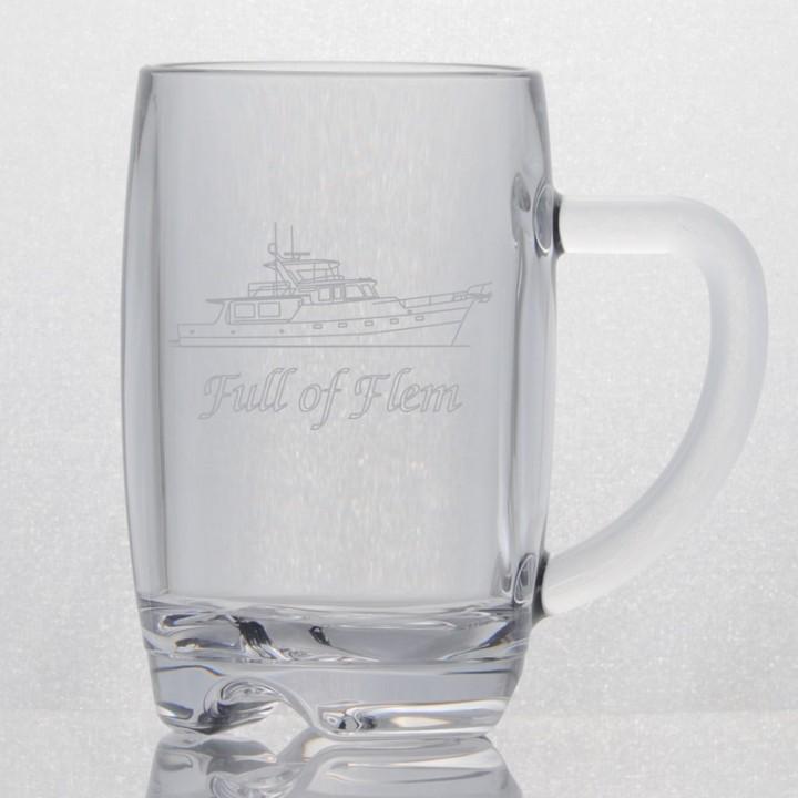 Strahl Polycarbonate Beer Mug