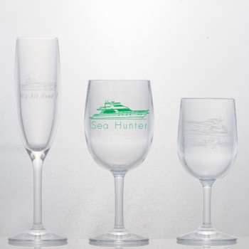 Acrylic and Polycarbonate Drinkware
