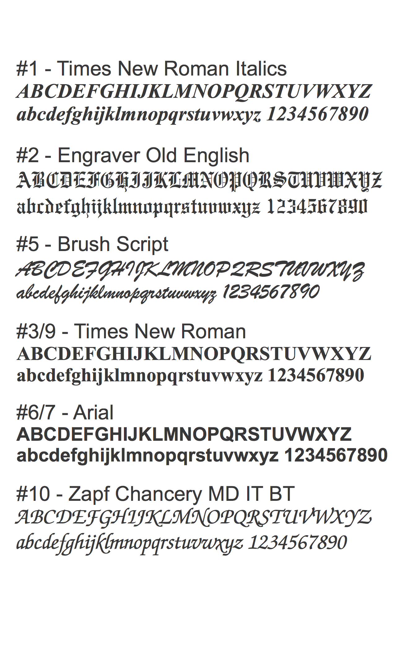 Nautical Font View all font styles.